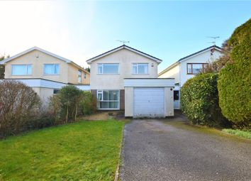 Thumbnail 4 bed link-detached house for sale in Fairways View, Talbot Green, Pontyclun