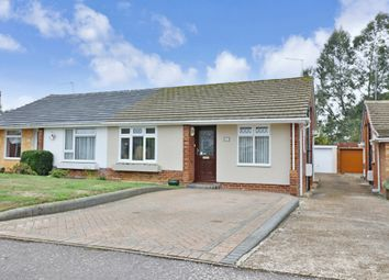 Thumbnail 2 bed semi-detached bungalow for sale in St. Helena Gardens, Southampton