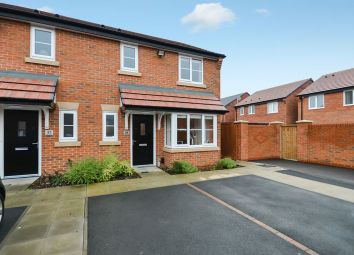 Thumbnail 3 bed semi-detached house for sale in 34 Ashford Close, Liverpool
