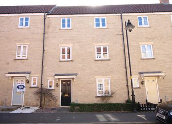 Thumbnail 4 bedroom terraced house to rent in Linnet Road, Calne
