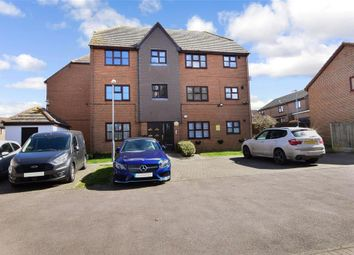 Thumbnail 2 bed flat for sale in Orchid Close, Abridge, Romford, Essex