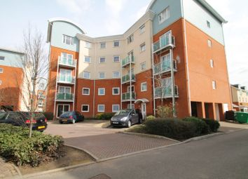 Thumbnail 2 bed flat to rent in Tadworth Court, Reynolds Avenue, Redhill