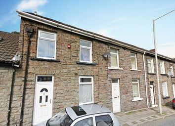 Thumbnail 3 bed terraced house for sale in Grovefield Terrace, Tonypandy, Mid Glamorgan
