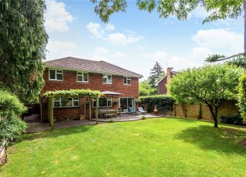 Thumbnail 4 bed detached house for sale in Woodland Grove, Weybridge, Surrey
