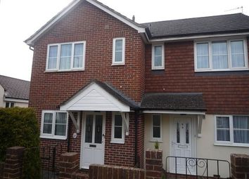 Thumbnail 2 bed semi-detached house to rent in New England Road, Haywards Heath