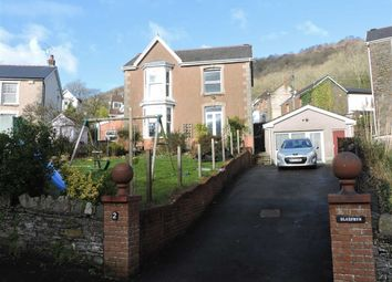 Thumbnail 3 bed detached house for sale in Birchfield Road, Pontardawe, Swansea