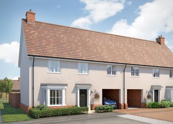 Thumbnail 3 bed semi-detached house for sale in Nine Acres, Factory Hill, Tiptree, Colchester