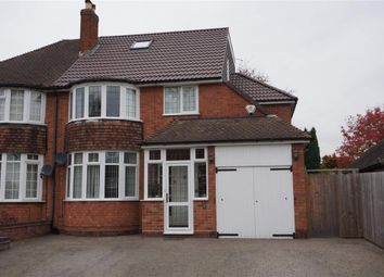 Thumbnail 6 bed semi-detached house for sale in Dalkeith Road, Sutton Coldfield