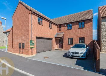 Thumbnail 5 bedroom detached house for sale in Middle Farm Close, Dauntsey, Chippenham