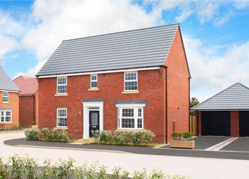 """Thumbnail 4 bedroom detached house for sale in """"Layton"""" at Grange Road, Hugglescote, Coalville"""