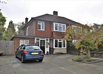 Thumbnail 4 bed semi-detached house for sale in Graham Gardens, Surbiton