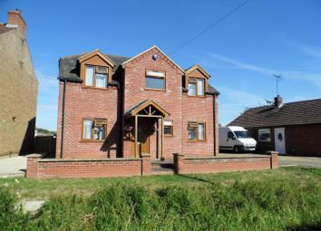 Thumbnail 4 bedroom detached house for sale in Wootton Road, South Wootton, King's Lynn