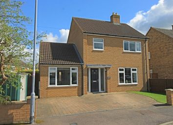 Thumbnail 4 bed detached house for sale in White Hart Lane, Godmanchester