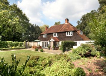 Thumbnail 4 bed detached house for sale in Ford Road, Chobham, Surrey