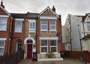 Thumbnail 2 bedroom flat to rent in Ellis Road, Clacton-On-Sea