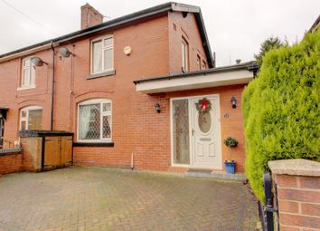 Thumbnail 2 bed semi-detached house for sale in Whitehead Crescent, Bury