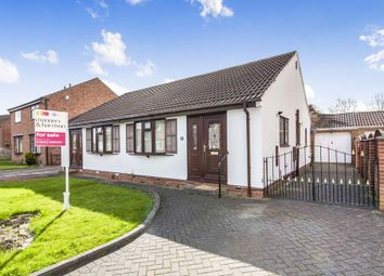 Thumbnail 2 bedroom semi-detached bungalow for sale in Castle Close, Stockton-On-Tees