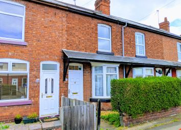 Thumbnail 2 bed terraced house for sale in Harrowby Street, Stafford