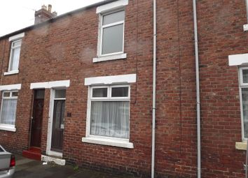 Thumbnail 3 bed terraced house to rent in Thomas Street, Shildon, Durham