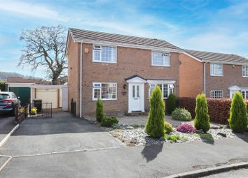 Thumbnail 3 bed detached house for sale in Hall Dale View, Darley Dale, Matlock