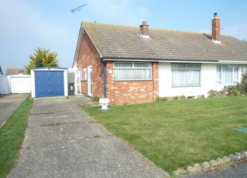 Thumbnail 2 bed semi-detached bungalow for sale in Sondes Close, Herne Bay, Kent