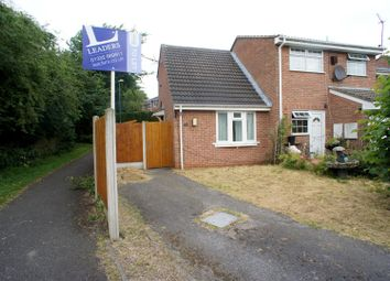 Thumbnail 1 bed town house to rent in Roseberry Court, Oakwood, Derby