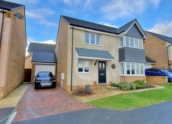 Thumbnail 4 bed detached house for sale in Pomarine Close, Bude, Cornwall