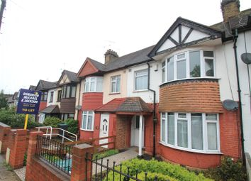 Thumbnail 3 bedroom terraced house to rent in Old Road East, Gravesend, Kent