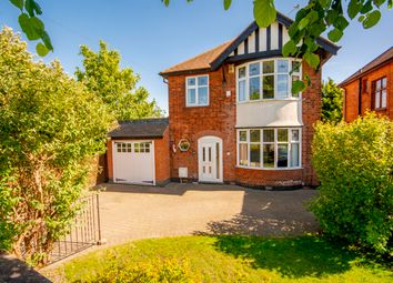 Thumbnail 3 bed detached house for sale in Davies Road, West Bridgford