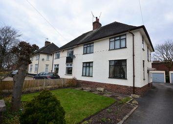 Mayer Avenue, Cross Heath, Newcastle ST5. 3 bed semi-detached house for sale