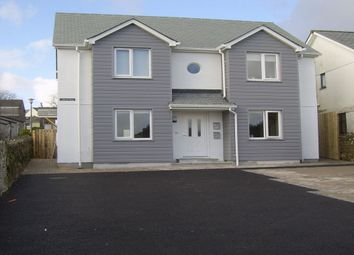 Thumbnail 1 bed flat to rent in Thornpark Road, St Austell, Cornwall