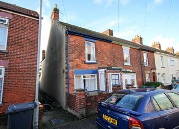 Thumbnail 3 bed end terrace house for sale in St. Julian Road, Caister-On-Sea, Great Yarmouth