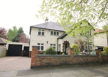 Thumbnail 4 bed detached house for sale in Dudlow Lane, Calderstones, Liverpool