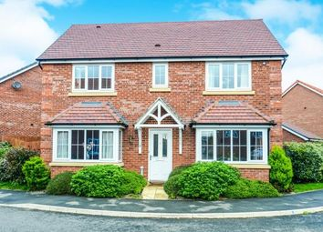 Thumbnail 4 bed detached house for sale in Clos Gracie, Rhyl, Denbighshire