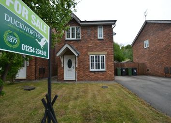 Thumbnail 2 bed detached house for sale in Blossom Avenue, Oswaldtwistle, Accrington