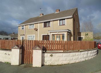 Thumbnail 3 bed semi-detached house for sale in 32 Jenkins Close, Merlins Bridge, Haverfordwest, Pembrokeshire