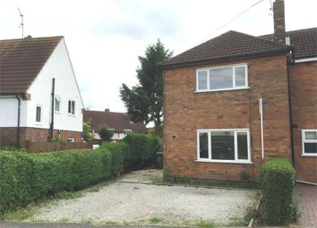 Thumbnail 3 bed end terrace house to rent in Whitworth Avenue, Corby, Northamptonshire