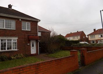 Thumbnail 3 bed semi-detached house to rent in Stirling Avenue, Jarrow