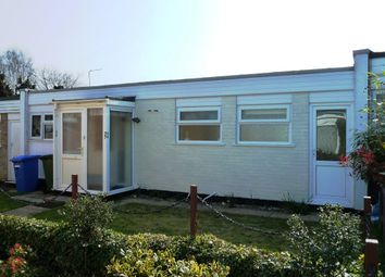 Thumbnail 2 bed terraced bungalow for sale in Clerks Piece, Beccles