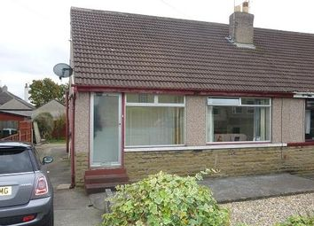 Thumbnail 2 bed semi-detached bungalow to rent in Rochester Avenue, Westgate, Morecambe, Lancashire