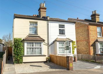2 bed semi-detached house for sale in Albany Road, Hersham, Surrey KT12