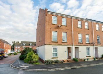 Thumbnail 4 bed town house for sale in Old School Walk, York