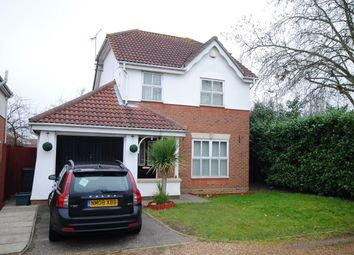 Thumbnail 3 bed detached house for sale in Fortinbras Way, Chelmsford