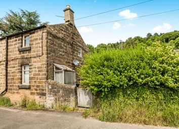 Thumbnail 1 bedroom semi-detached house for sale in Hallmoor Road, Darley Dale, Matlock