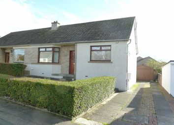 Thumbnail 3 bed semi-detached house for sale in Starlaw Crescent, Bathgate