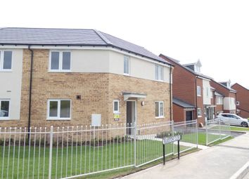 Thumbnail 3 bed semi-detached house to rent in Bluestone Close, Newton Aycliffe