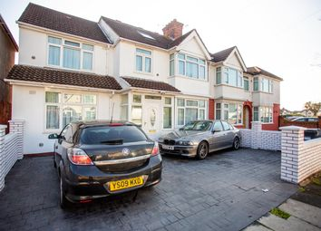 Thumbnail 6 bed semi-detached house for sale in Clevedon Gardens, Hounslow