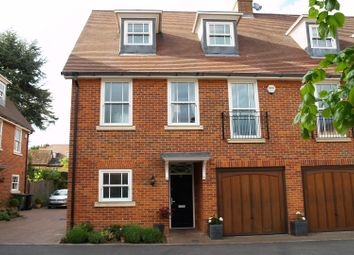 Thumbnail 4 bedroom semi-detached house for sale in Miller Close, Redbourn