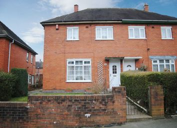 Thumbnail 3 bed semi-detached house for sale in Rochester Road, Sandford Hill, Stoke-On-Trent, Staffordshire