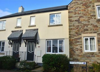 Thumbnail 3 bed terraced house for sale in Mackerel Close, St Austell, Cornwall